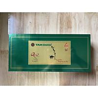 Trà Oolong hộp xanh Tâm Châu 300g