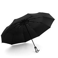 Ô dù mở gập tự động 10 nan 10 xương cao cấp che mưa che nắng loại 2 người đường kính che 104cm