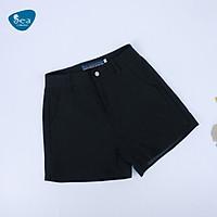 Quần short nữ tặng kèm thắt lưng cùng màu 6476 Sea Collection