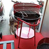 Bếp nướng than hoa ngoài trời CK602 Giao mầu ngẫu nhiên