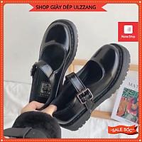 (CÓ SẴN + Video, Ảnh thật) Giày lolita vintage ulzzang( form rộng 1 size )