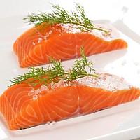 (chỉ bán tại HN) Cá hồi cắt khúc 1kg -món ngon hảo hạng giàu dinh dưỡng