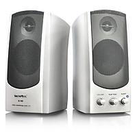 Loa Vi Tính SoundMax A-140/2.0 10W TG - Hàng Chính Hãng