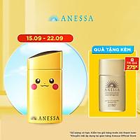 [PHIÊN BẢN GIỚI HẠN POKEMON] Kem chống nắng dạng sữa dưỡng da bảo vệ hoàn hảo Anessa Perfect UV Sunscreen Skincare Milk SPF 50+ 60ml