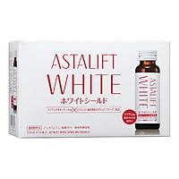 Thực Phẩm Chức Năng hỗ trợ làm sáng da Astalift White Drink Whiteshield (10 lọ x 50ml)