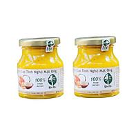 Hai hộp kem gạo tinh nghệ mật ong