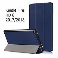 Bao Da Cover Cho Máy Tính Bảng Amazon Kindle Fire HD 8 2017 2018