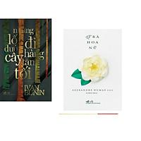 Combo 2 cuốn sách: Những lỗi đi dưới hàng cây tăm tối   + Trà hoa nữ