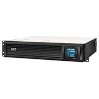 Bộ lưu điện UPS APC Smart-UPS 1000VA, Rack Mount, LCD 230V with SmartConnect Port - Hàng Chính Hãng