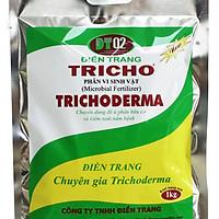 Chế phẩm sinh học hữu cơ vi sinh Trichoderma 1000g (chứa nấm đối kháng Trichoderma,Bacillus subtilis,Streptomyces spp) - Trichoderma fungi 1000g