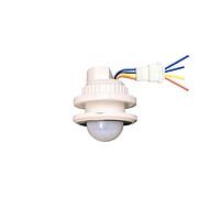 Công tắc cảm biến hồng ngoại PIR cảm ứng chuyển động thông minh tự động bật tắt có điều chỉnh SS-PIR
