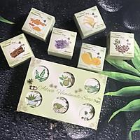 Xà phòng handmade - Set 6 soap (lộn xộn các mùi)
