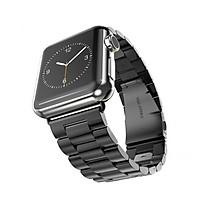 Dây thép dành cho Apple watch – Link stainless steel band (V8B)