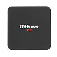 Q96 HOME Smart Android 8.1 TV Box RK3229 Quad Core UHD 4K Media Player 1GB / 8GB 2.4G WiFi H.265 VP9 HDR10 Video Player