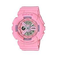 Đồng hồ nữ dây nhựa Casio Baby-G chính hãng BA-110-4A1DR