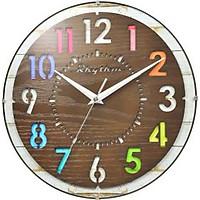Đồng hồ treo tường RHYTHM - JAPAN CMG778NR06 (Kích thước 30.2 x 4.4cm)