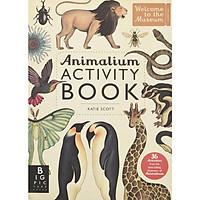 Sách Animalium Poster Book