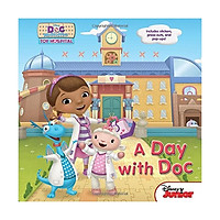 Doc Mcstuffins: Day With Doc
