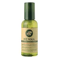 Dầu bóng tóc thảo dược trị tóc khô hư thiếu dưỡng chất R&B Henna Therapy Cuti Essence, Hàn Quốc 100ml
