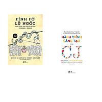 Combo 2 cuốn sách: Fỉnh fờ lũ ngốc - Kinh tế học thao túng và bịp bợm + Hành trình sáng tạo của CJ