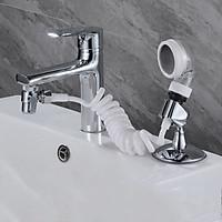 Bộ vòi sen phụ lắp chậu rửa mặt Lavabo và chậu rửa bát vô cùng tiện lợi