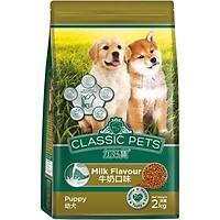 Đồ Ăn Cho Chó Con Classic Pets Hương Vị Sữa