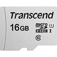 Thẻ Nhớ Micro SD Transcend 16GB Class 10 - Hàng Chính Hãng