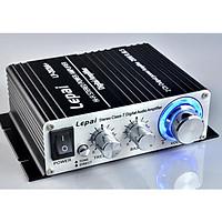 Mini Power Amplifier LP 2020A Digital Amplifier Class D High Quality Amplifier
