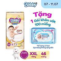 Tã quần cao cấp Bobby Extra Soft Dry thun chân ngăn hằn XXL46