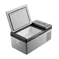 Tủ lạnh mini dùng trong nhà và trên ô tô nhãn hiệu Alpicool C15 công suất 45W làm lạnh nhanh - Hàng Nhập Khẩu