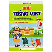Giải Tiếng Việt Lớp 3 - Tập 1