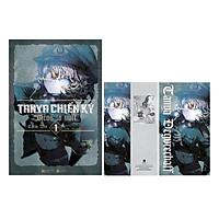 TANYA Chiến Ký - Tập 1 ( Tặng Kèm Bookmark + Poster + Sổ Tay )