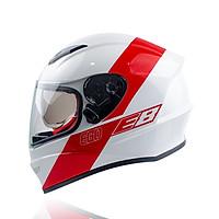 Mũ bảo hiểm Fullface EGO E-8 SV 2 kính