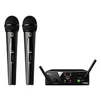 Bộ Micro Không Dây AKG WMS40 Mini2 Vocal Set - Hàng Chính Hãng