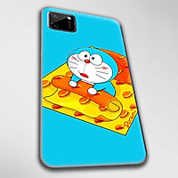 Ốp lưng dành cho Realme C11, Realme C12, Realme C15, Realme C17 mẫu Doraemon thức giấc