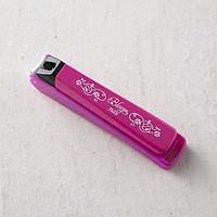 Bấm móng tay thân nhựa kai (màu hồng size s) chính hãng KAI