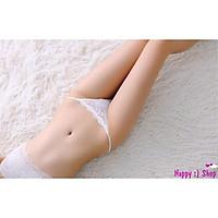 Quần lót nữ gợi cảm quyến rũ, quần lót lọt khe ren xuyên thấu sexy DL316