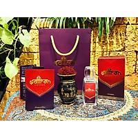 Sợi Nhuỵ Hoa Nghệ Tây Dòng Saffron Salam Negin Hữu Cơ - Hộp 3g