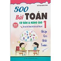 SM-500 bài toán cơ bản và nâng cao lớp 1