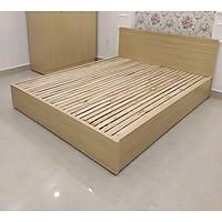 Giường ngủ gỗ MDF 1m6x2m