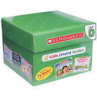 Little Leveled Readers: Level D Box Set