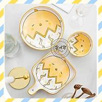 [Chọn Lẻ] Bộ bát đĩa sứ Tableware ngộ nghĩnh cute chén dĩa decor bằng sứ men đẹp - bonbonshop