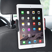 Khung kẹp điện thoại, Ipad gắn sau ghế xe hơi - Hàng chính hãng