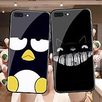 Ốp lưng kính cặp đôi dễ thương Dành Cho Samsung A32 - A52 - A72- A51 - A71 - A21S - A20 - A30