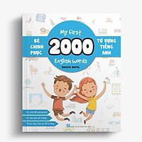 Bé chinh phục 2000 từ vựng tiếng Anh - My First 2000 English words