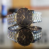 Đồng hồ nam Sunrise DM1216SWA [Full Box] - Kính Sapphire, chống xước, chống nước - Dây thép không gỉ
