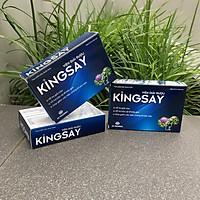 COMBO 3 hộp Giải rượu KINGSAY chính hãng (Giải rượu, Bảo vệ gan, nhanh chóng giảm nồng độ cồn)