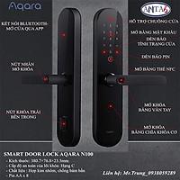 Khoá cửa thông minh Aqara N100 - Hàng nhập khẩu