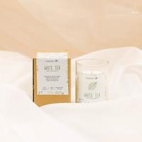 Nến Thơm Thiên Nhiên - Mùi White Tea