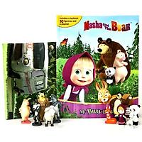 Masha & The Bear My Busy Books